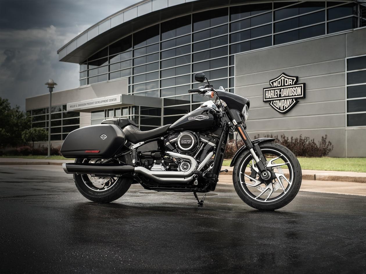 Harley-Davidson - bike