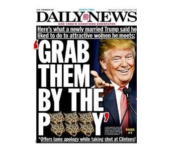 NY Daily News - cover 2
