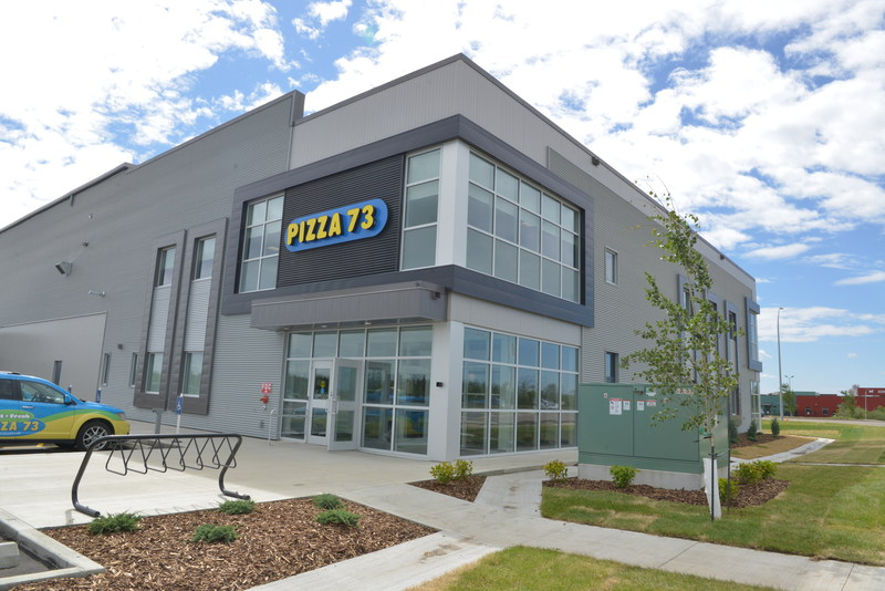 Pizza 73-Pizza 73 opens new state-of-the-art Head office - Distr