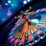 casino wheel - depositphotos