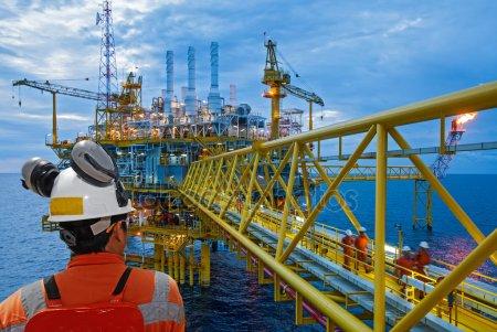 offshore drilling - depositphotos