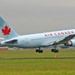 Air Canada plane 2