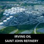 Irving Oil Saint John refinery