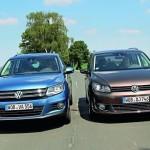 Volkswagen Tiguan Touran 2018