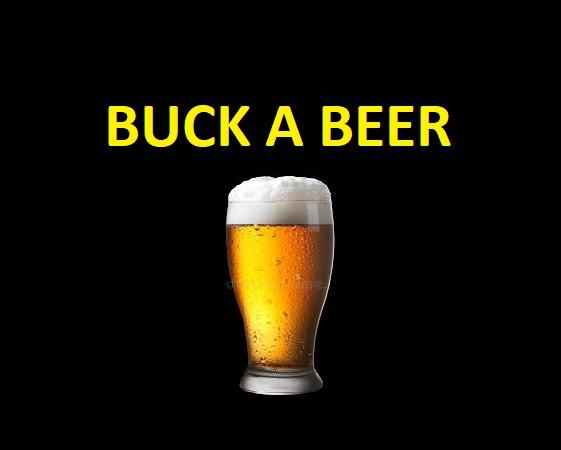 buck a beer