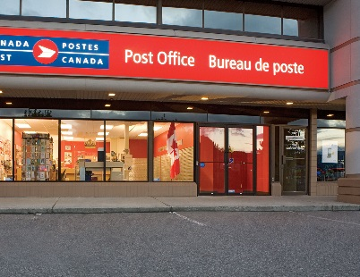 Canada Post office