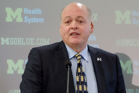 James Hackett - CEO at Ford
