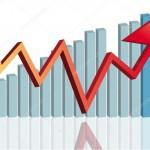 economic increase - depositphotos_2021941-stock-illustration-arrow-graph-red