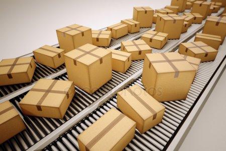 Mail sorting - depositphotos
