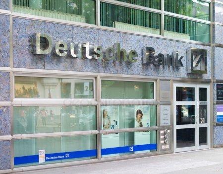 Deutsche Bank - depositphotos