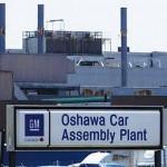 GM Oshawa Car Assembly Plant