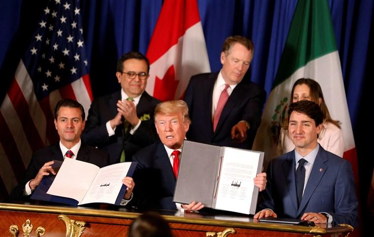 USMCA deal - Nov 30