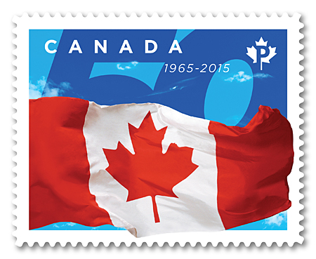 Canada Post stamp