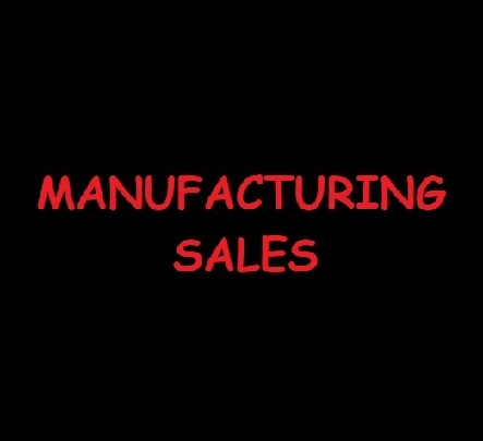 Manufacturing Sales