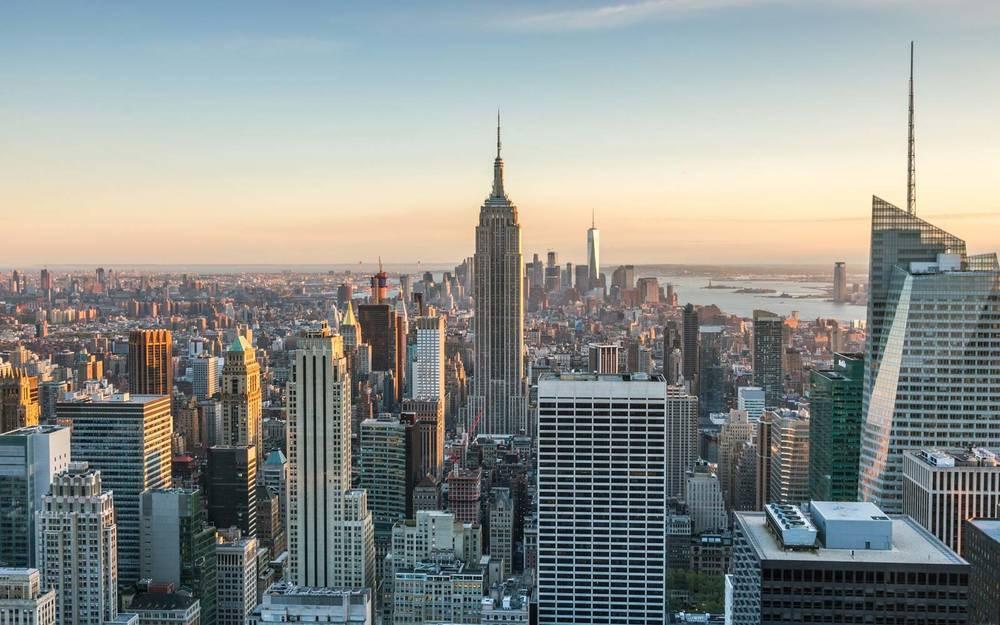 New York City - skyline