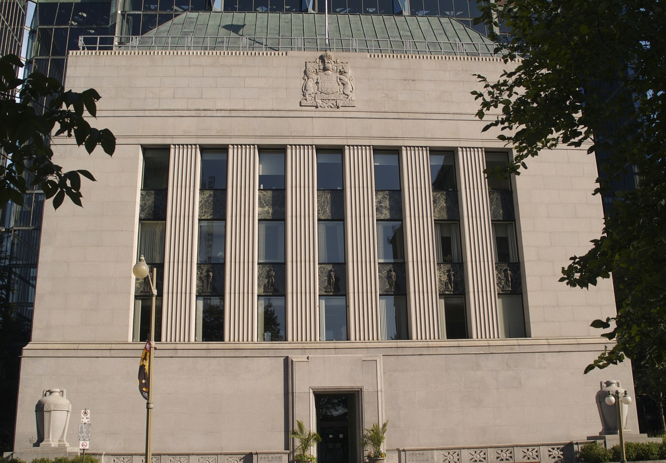 Bank of Canada - front