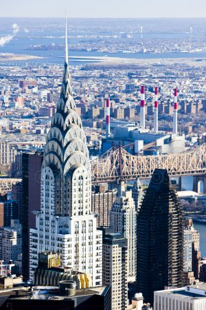 Chrysler Building - depositphotos