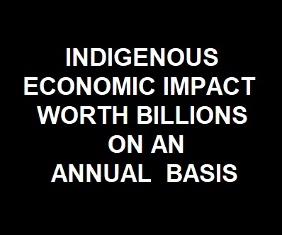 Indigenous Economic Impact