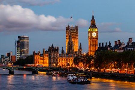 UK parliament - Big Ben - depositphotos