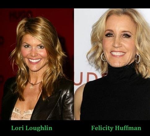 Lori Loughlin - Felicity Huffman