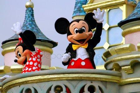 Mickey and Minnie - depositphotos