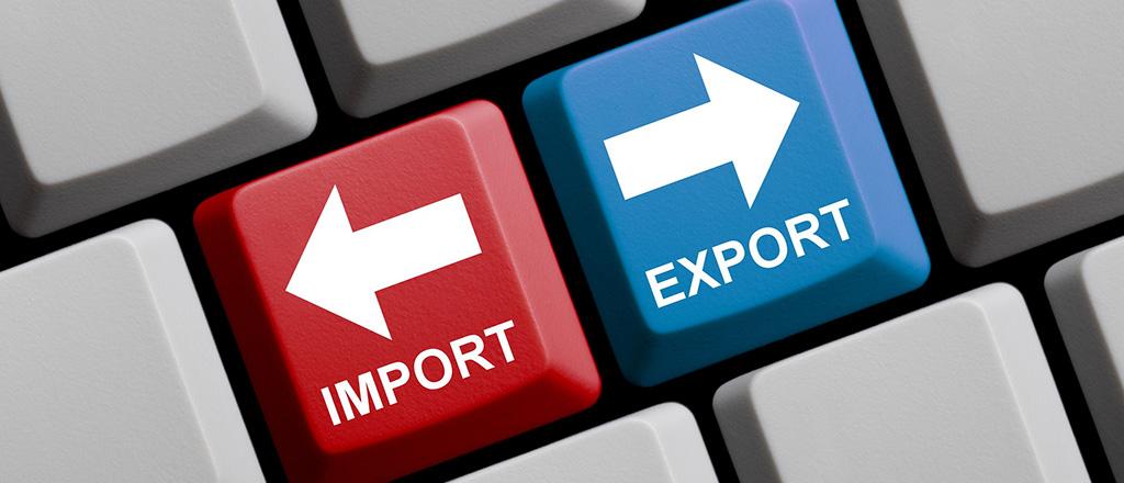 Trade - import-export