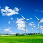 wind turbines - depositphotos
