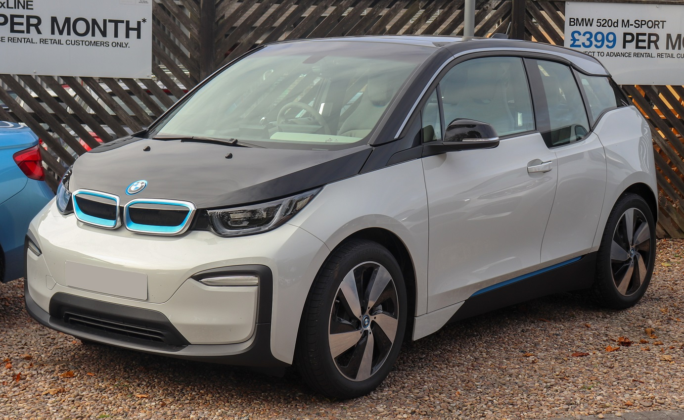 BMW i3 - electric car