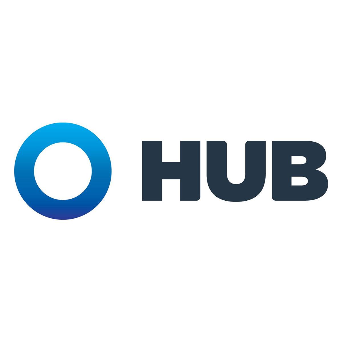 Hub International logo 2019