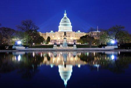 Washington Capitol - depositphotos