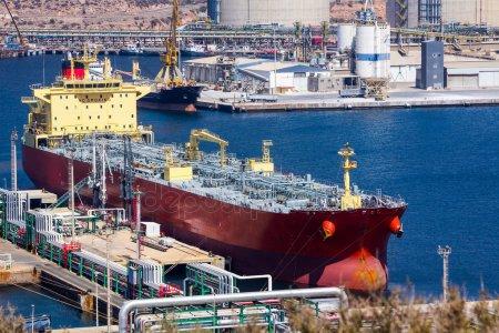 oil tanker - depositphotos