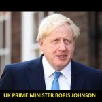Boris Johnson UK PM