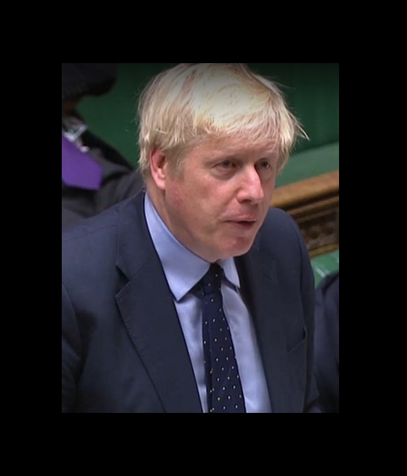 Boris Johnson - Parliament - Sept 3 2019 - Brexit