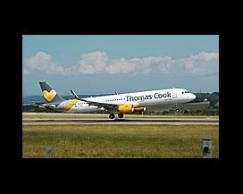 Thomas Cook - plane