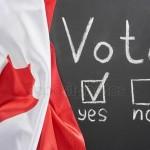 Canadian election 2019 - depositphotos