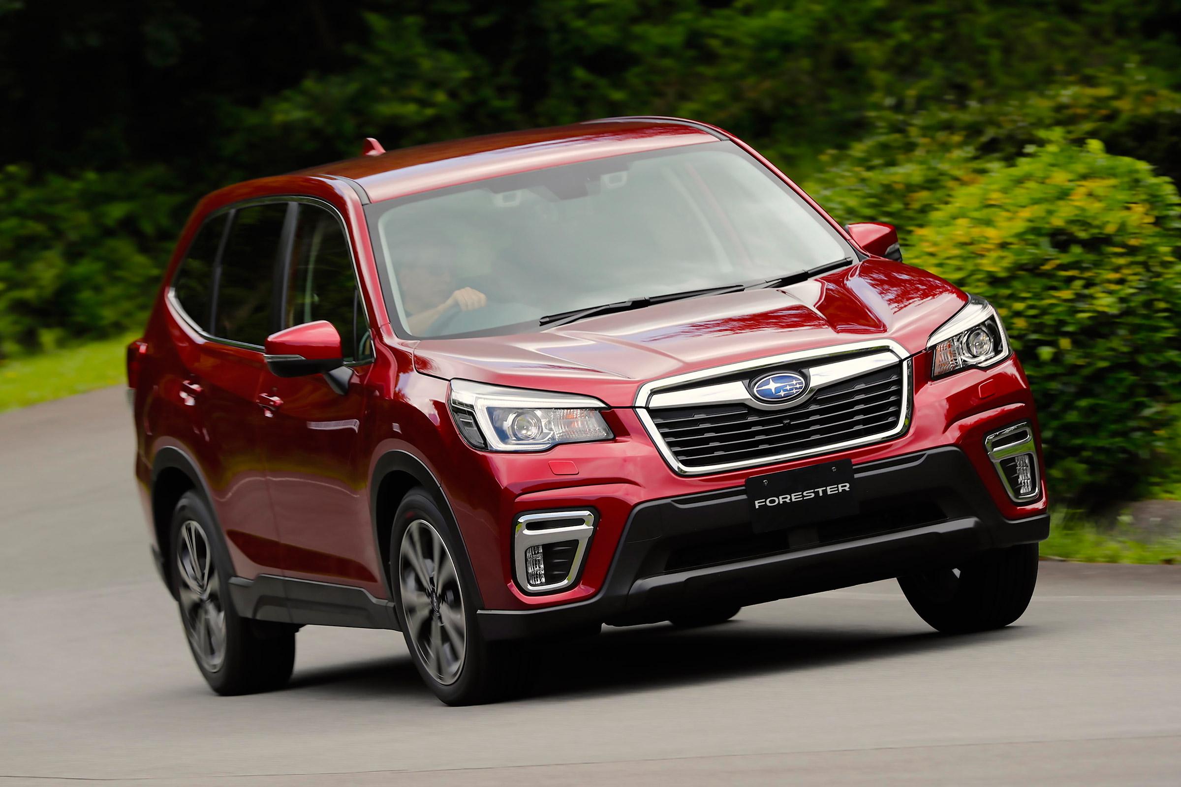 Subaru Forester - 2018