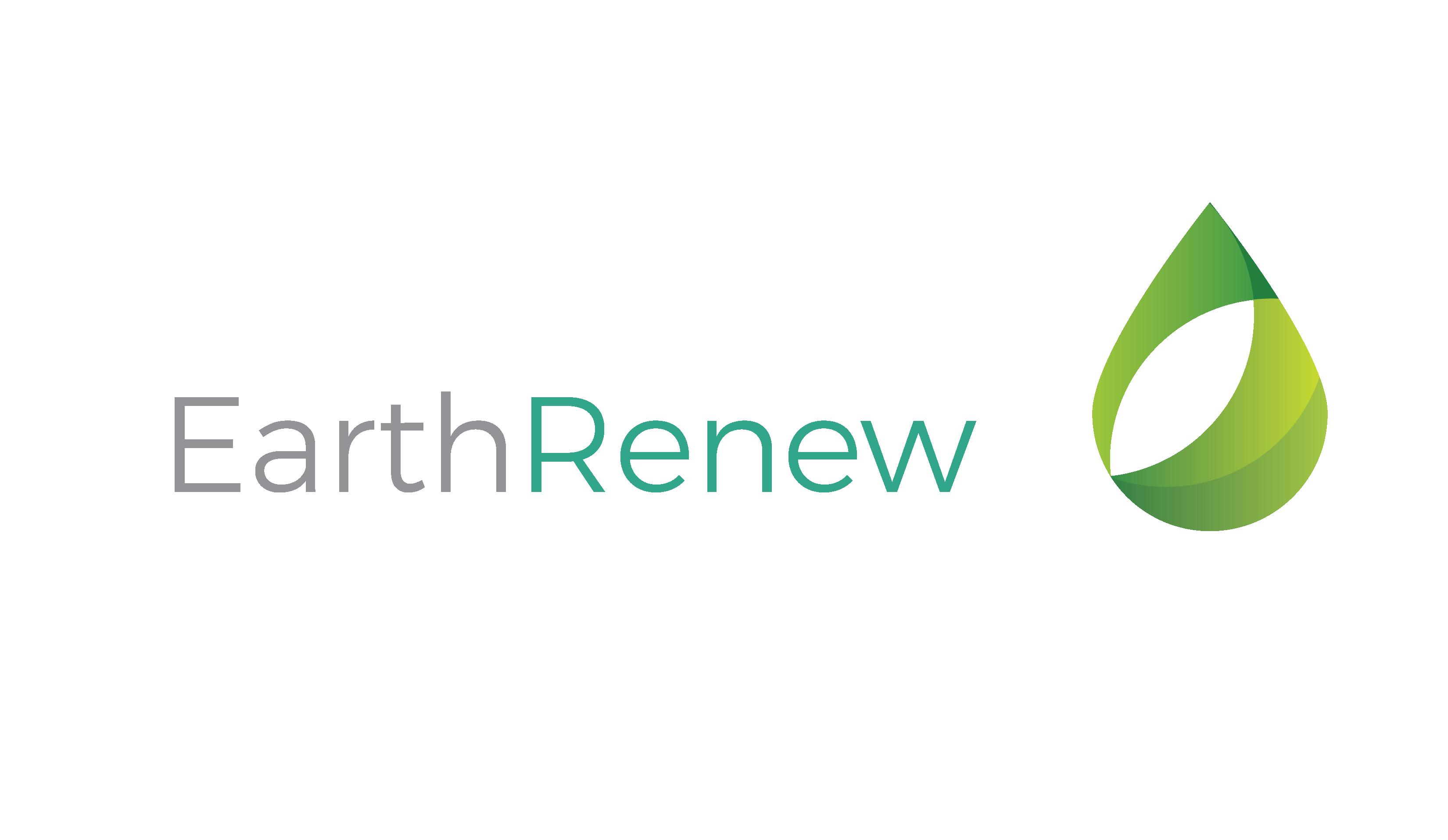 EarthRenew Receives Key U.S