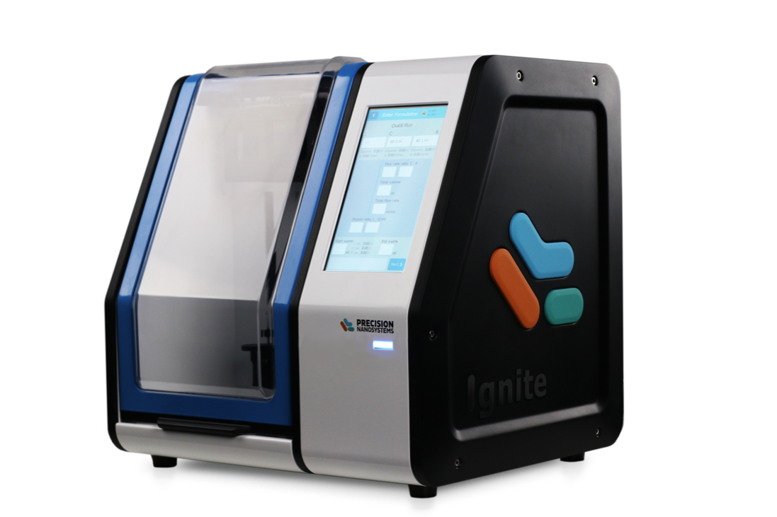 Precision NanoSystems to Launch the Revolutionary Ignite™