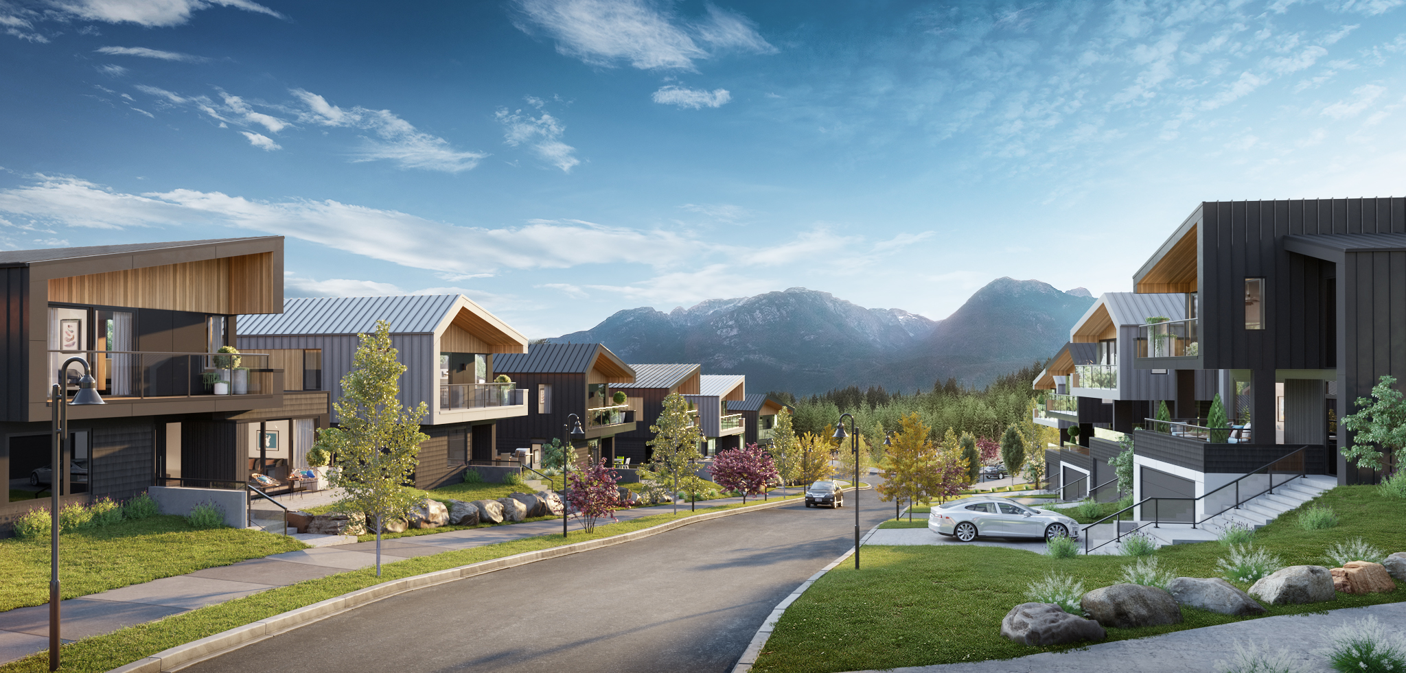 VANCOUVER DEVELOPER WINS INTERNATIONAL PROPERTY AWARDS FOR CUSTOM CONTEMPORARY HOMES IN SQUAMISH, BC.