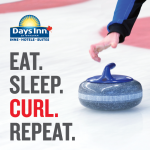 Days Inns - Canada Teams Up with Curling Canada