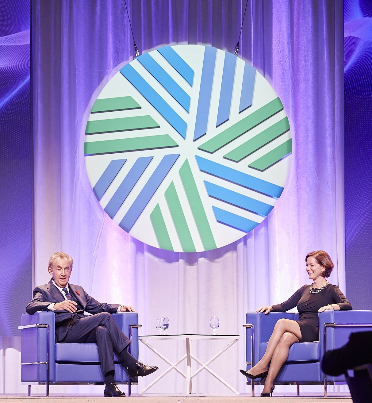 Onex Corporation's Chairman, Founder and Chief Executive Officer, Gerald Schwartz Shares his Insights at the 2019 Annual Investment Dinner