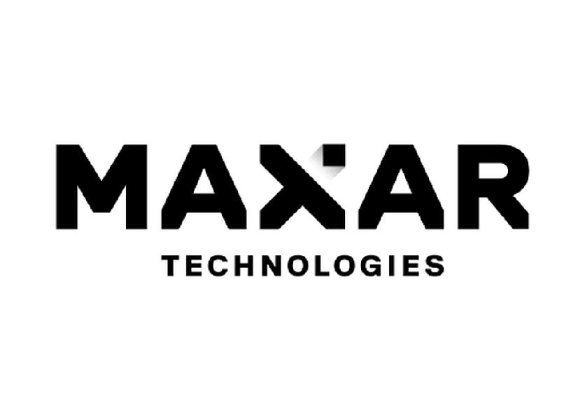 Maxar Tech logo