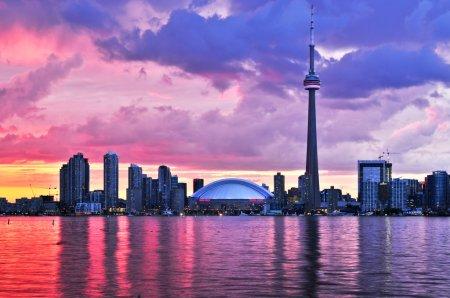 Toronto skyline - Depositphotos