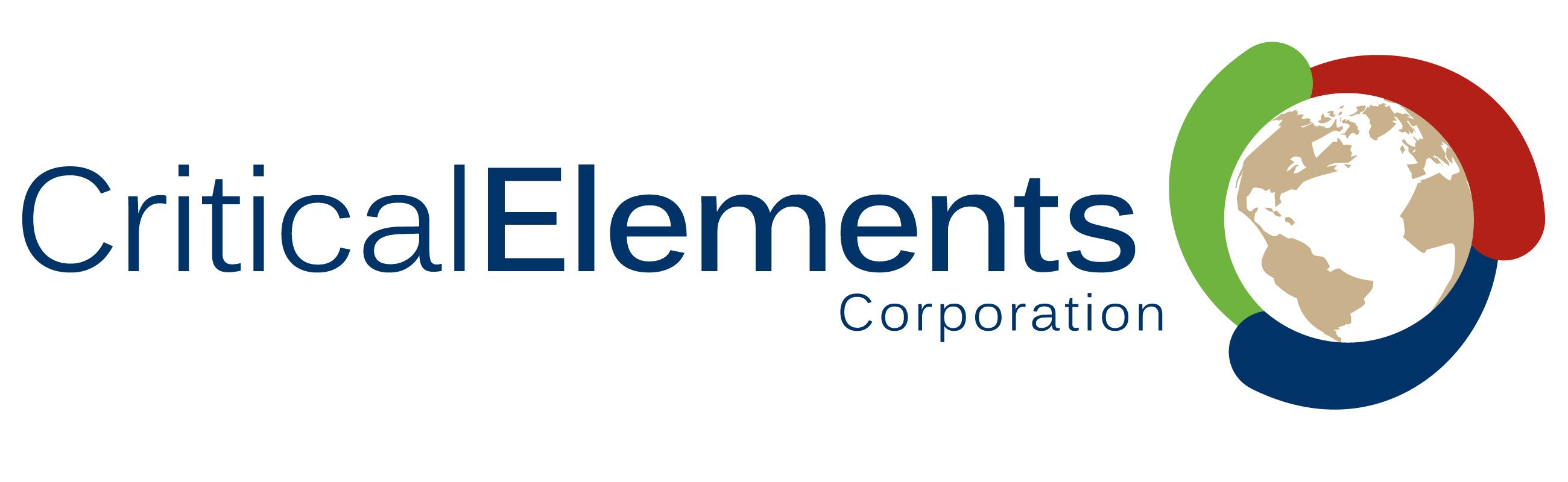 Critical Elements Lithium Corporation: Corporate Update