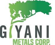 Giyani Consolidates Corporate Structure