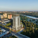 "ONE Properties and Revera break ground on ""Glenora Park"" – a luxury retirement residence with stunning river valley views in the heart of Edmonton"