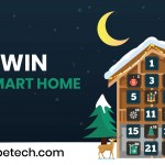 Win a smart home and discover tons of flash promos with Sinopé's Advent Calendar
