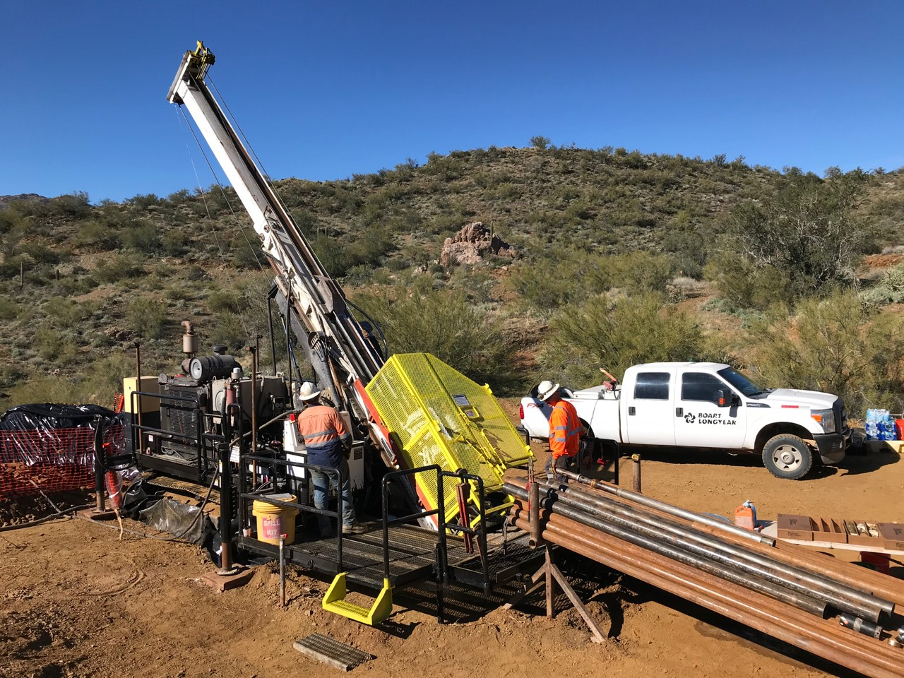 Arizona Metals Corp Announces Commencement of Fully-Funded 6,000 Metre Surface Exploration Program at its Kay Mine VMS Project in Arizona