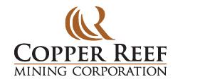 Copper Reef Announces $1