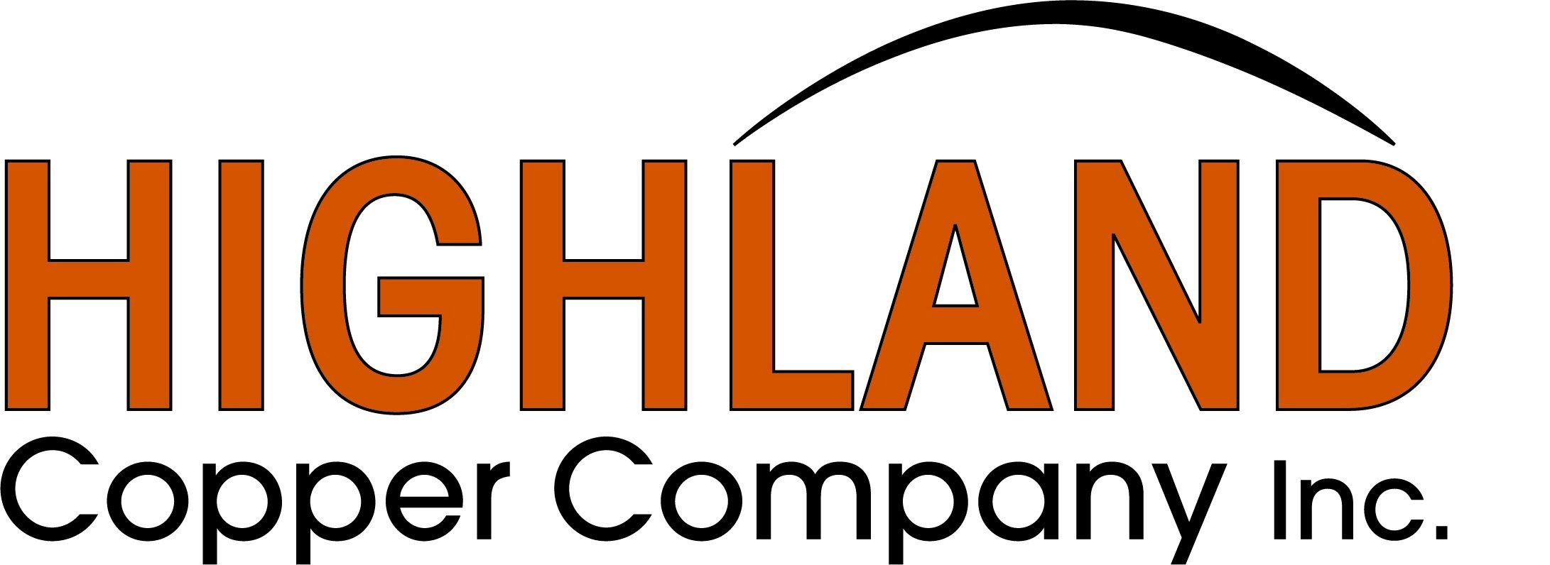 Highland Copper Provides Corporate Update